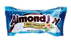 10. Almond Joy