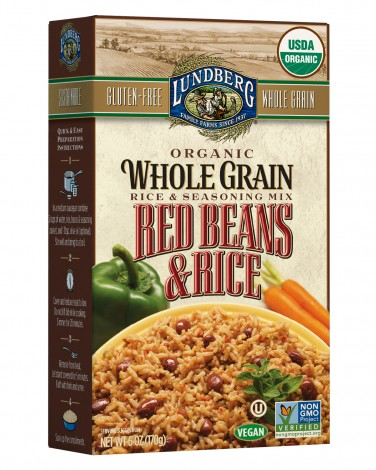Lundberg Red Beans and Rice