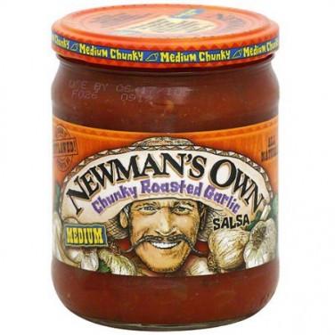 salsas: Newman's