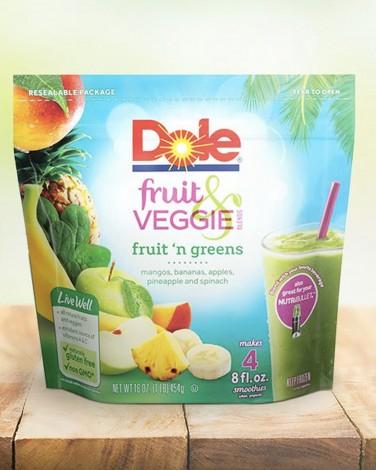Dole Fruit n' Greens