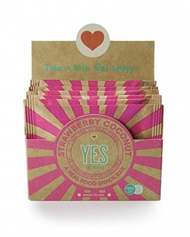 The YES Bar Strawberry