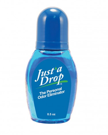 Cover Up a Poop Smell: Just a Drop