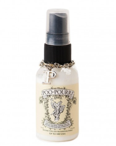 Cover Up a Poop Smell: Poo-Pourri
