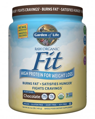 Garden of Life Raw Fit vegan protein powder