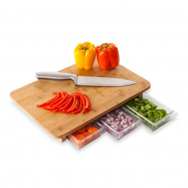 Meal prep tools: Quirky Cutting Board
