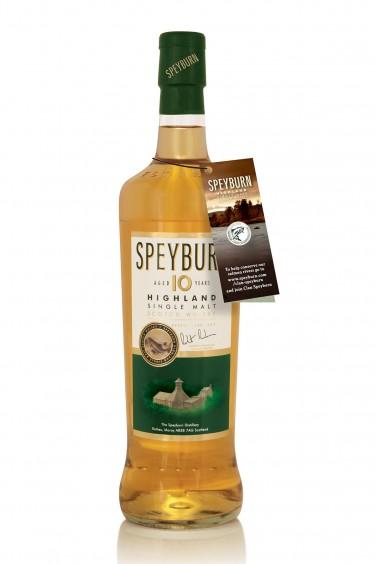 Speyburn 10 Single Malt Whisky
