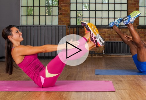 Home Workouts: 7 Minute