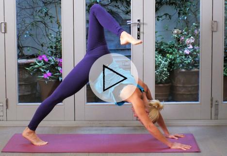 Home Yoga Workout