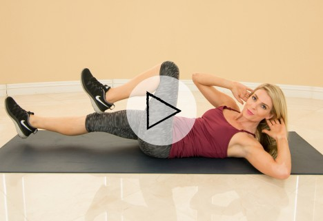 This 10-Minute Core Workout Will Make You Feel Confident As Hell
