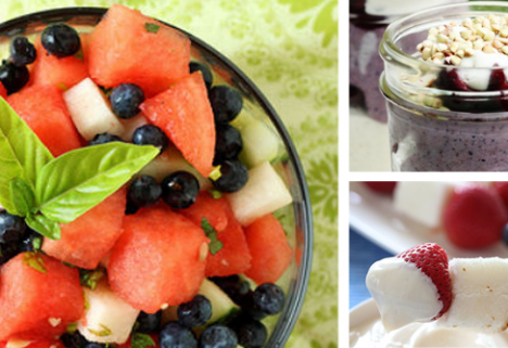 43 Healthier Fourth of July Recipes