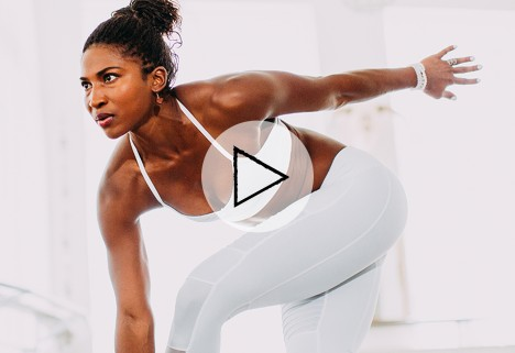 HIIT Workout play button