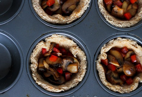 Portable Breakfasts You Can Make In a Muffin Tin