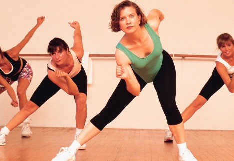 5 Forgotten '90s Workout Vids You Absolutely Need in Your Life