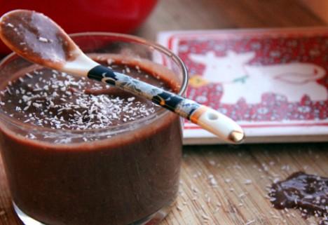 Banana Chocolate Pudding*