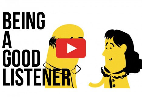 The 4 Things That All Good Listeners Do