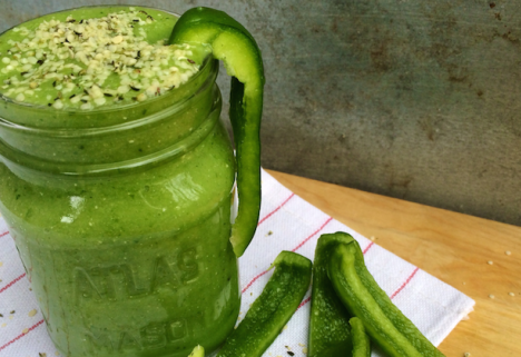 Green Booster Smoothie
