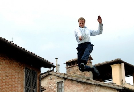 Getting Fit with the Stuntman Behind Bond, Batman, and Thor