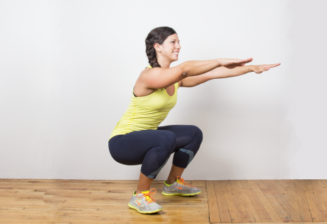 20-Minute Hight-Intensity Bodyweight Circuit