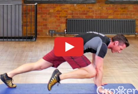 15-Minute Bodyweight Workout