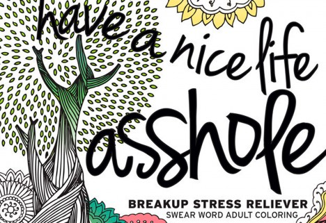 Coloring Book for Breaking Up