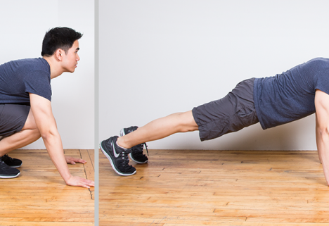 How to Do the Perfect Burpee