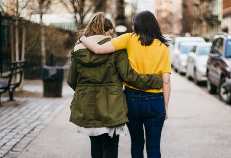 How a Sexual Assault Robbed Me of My Best Friend