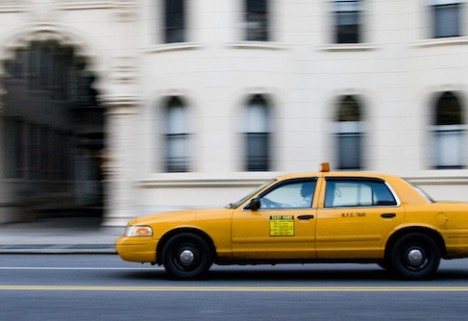 How This Soda Giant Wants to Make Your Cab Ride Healthier [VIDEO]