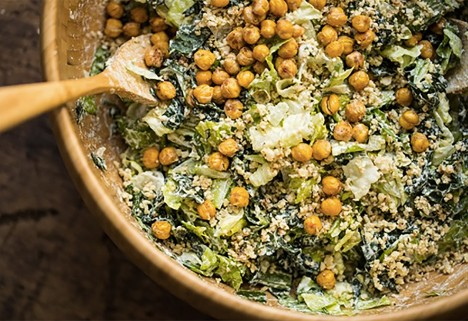 7 Caesar Salads That Are Way Better for You Than the OG