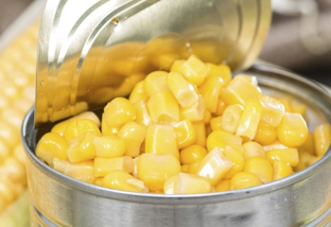 Canned Corn*