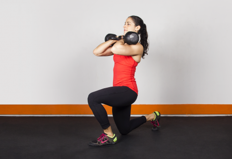 The Total-Body Kettlebell Workout for Strength and Cardio