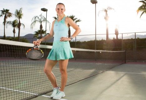 Caroline Wozniacki Shares a Day in Her Diet During the US Open
