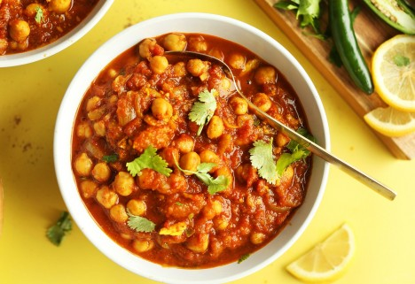 One-Pot Chana Masala Recipe