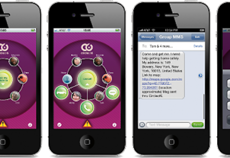 Circle of 6 App Uses the Buddy System to Prevent Sexual Assault