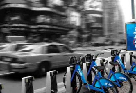 Strap on Your Helmet: Bike Share Arrives in NYC