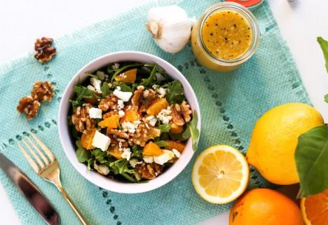 Citrus Vinaigrette Salad Dressing