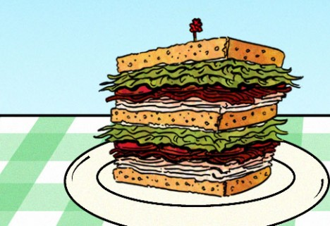 Everything You Ever Wanted to Know About the Club Sandwich