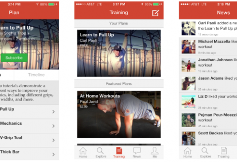 Fitness App Cody Lets You Choose the Internet's Best Workouts