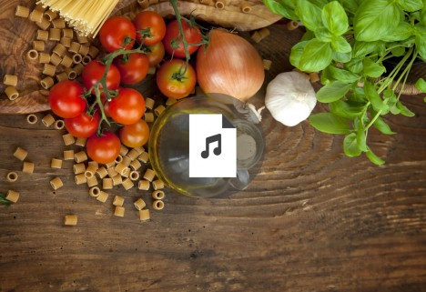 The Ultimate Cooking Playlist