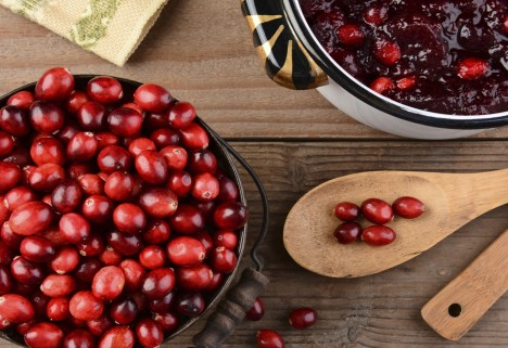 Enjoy Thanksgiving Dinner on Any Diet: Cranberry Sauce