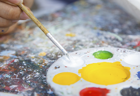 How Painting Helped Me Overcome Life's Roadblocks