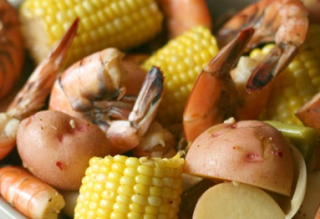 Whip up a summer beach classic in a slow cooker.