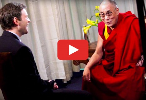 Dalai Lama Explains Why It's OK to Be Self-Centered