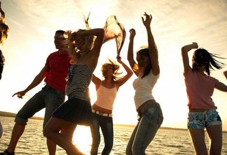 The Ultimate Dance Party Playlist