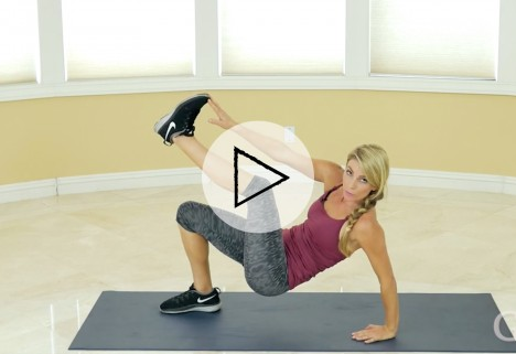 At-Home Low Impact HIIT Workout