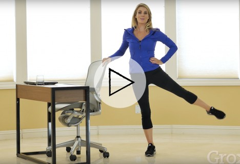 Stretches You Can Do at Your Desk