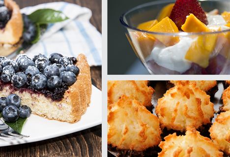 Cheap and Healthy Dessert Recipes