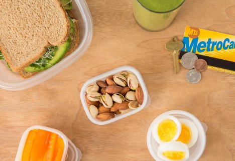 What Top Health Experts Pack for Lunch