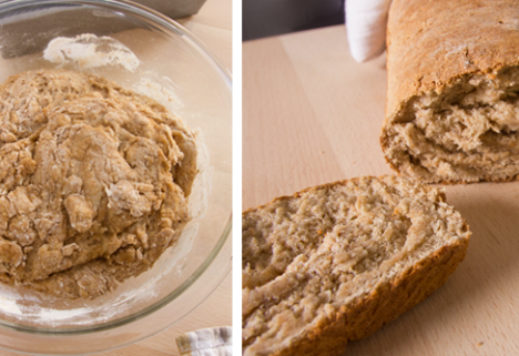 How to Make Your Own Honey-Wheat Bread