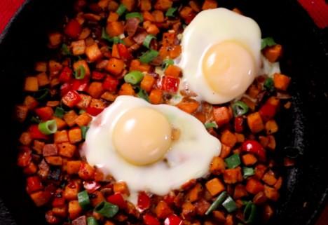 Eat Me Video: Sweet Potato Hash Feature