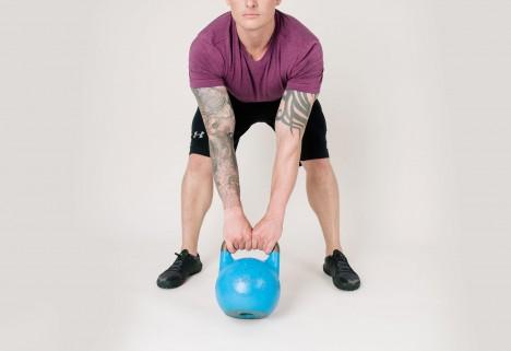 Kettlebell Workout: Kettlebell Swing